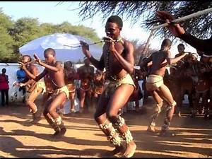 Traditional Dance Troupe, Tlokweng Botswana YouTube