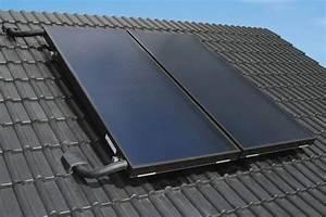 Solarkollektor Selber Bauen : solaranlage heizung solar zur heizungsunterst tzung ist beliebt ~ Frokenaadalensverden.com Haus und Dekorationen