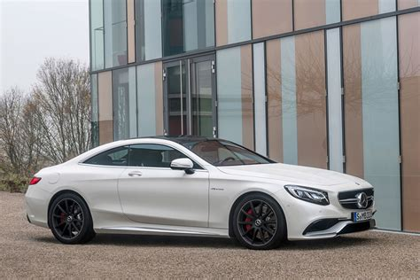 S63 Amg Coupe 2017 by New Mercedes S63 Amg Coupe C217 2017 Prices And