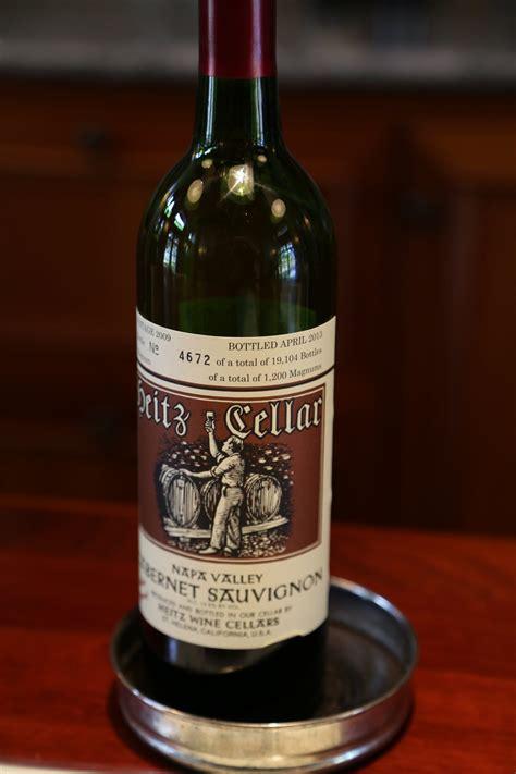 heitz cellar  napa wine project