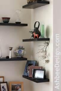 Corner Wall Shelf Ideas