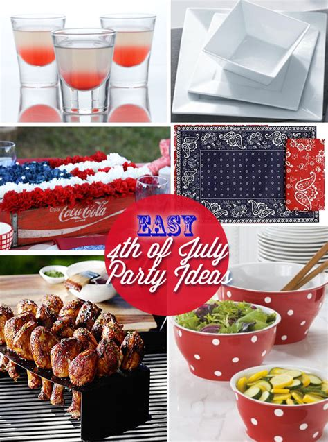 4th of july celebration ideas cheap party decoration ideas decorating ideas