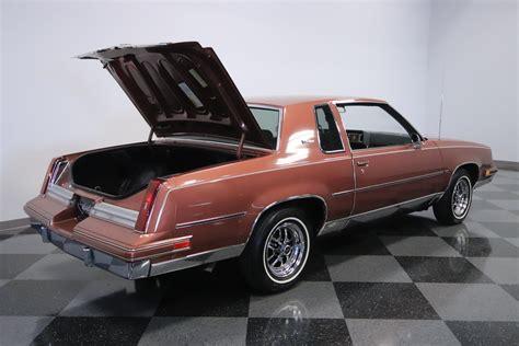 supreme for sale 1986 oldsmobile cutlass supreme for sale 84098 mcg