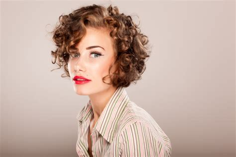 Add Some Spring To Your Hair With These Curly Hairstyles