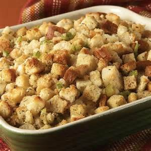 Thanksgiving Turkey Stuffing Recipes