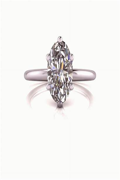 Engagement Moissanite Oval Ring Elongated Forever Recipestop10