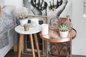 roomtour decoration salon n o h o l i t a With meuble de salle a manger avec ananas objet deco