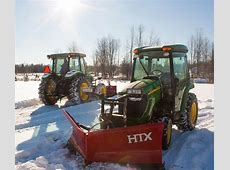 BOSS Snowplow Tractorplows