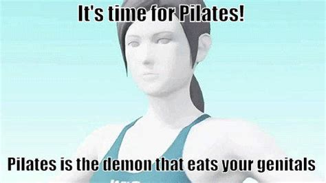 Wii Fit Trainer Meme - image 561108 wii fit trainer know your meme