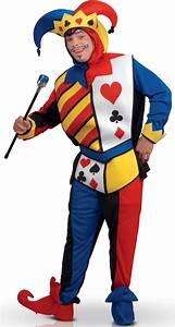 Joker Kartenspiel Kostm Fr Erwachsene Kostme Fr