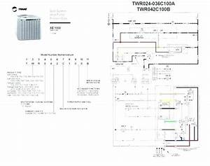 Wiring Diagram For Trane Furnace