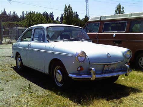 1969 Vw Type 3 Fastback