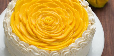 recipes mango cake mangoorg