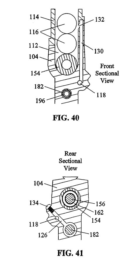 Patent US8272373 - Compressed gas-powered projectile