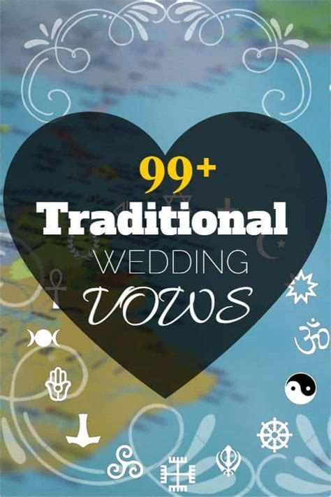 traditional wedding vows inspired bride