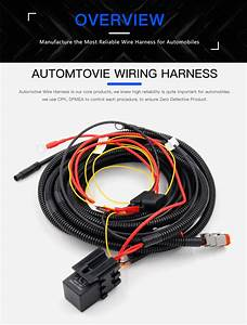 Custom Made Automotive Wire Harness Manufacturer