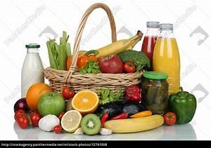 Obst Und Gemüse Online Bestellen Auf Rechnung : fr chte gem se obst lebensmittel eink ufe im korb lizenzfreies foto 12741008 ~ Themetempest.com Abrechnung