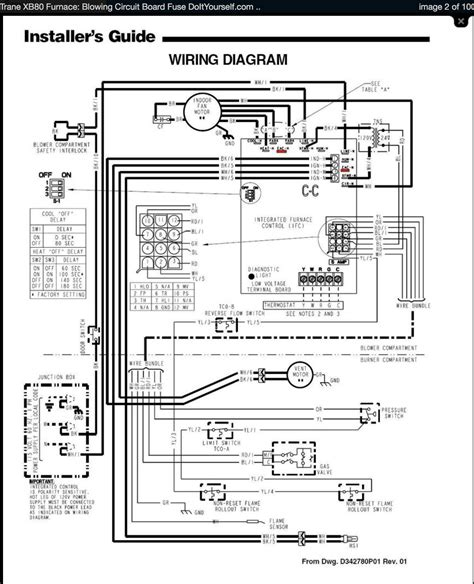 Heating Air Conditioning Wiring Diagams Gray Cooling