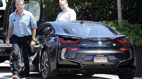 Hollywood Celebrities And Their Green Cars Indyacars