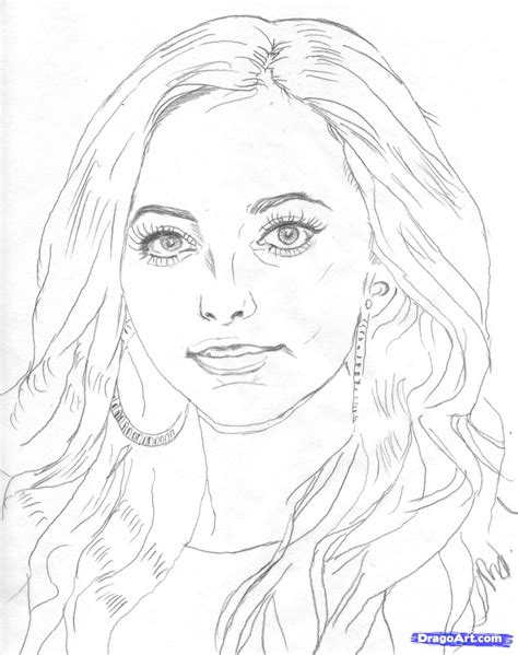 Free Drawing Little Mix Coloring Pages
