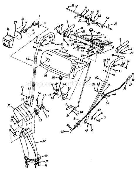 craftsman  parts list  diagram