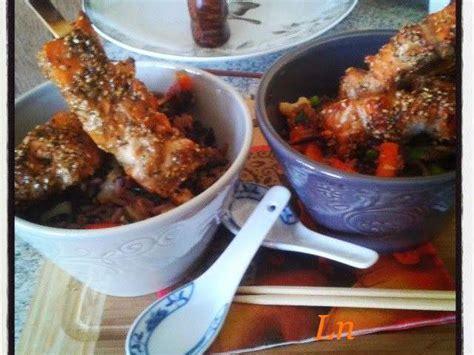 cuisiner le vrai riz frit chinois recettes de riz frit et légumes