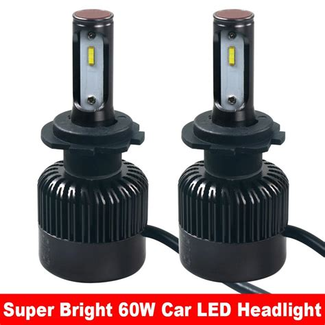 new high power 1500lm h4 led headlight td1a201anf oem