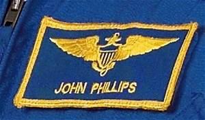 Astronaut name tag designation?