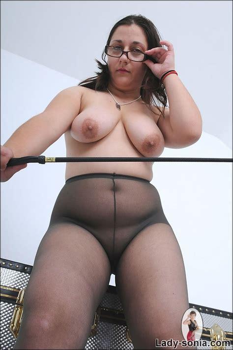 mature lovers: Pantyhose fetish chubby mature mistress
