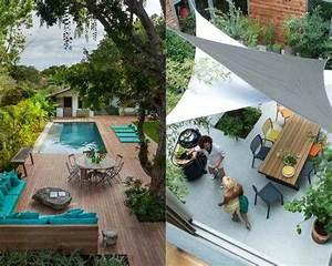 inspirations pinterest deco jardin et terrasse voici With idee deco cuisine avec pinterest jardin deco