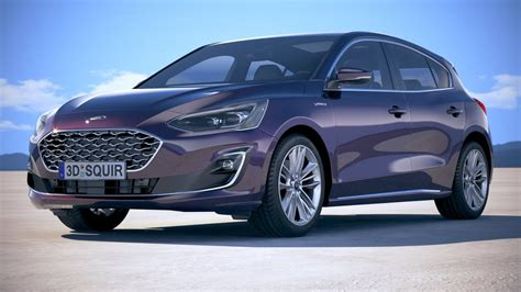 2019 Ford Mondeo Vignale by Ford Focus Hatchback Vignale 2019