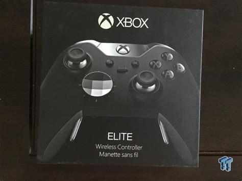 xbox elite controller review microsoft xbox one elite wireless gaming controller review