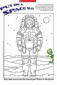 Put On A Spacesuit  U2013 Primary Ks1 Teaching Resource