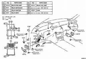 Diagram  2008 Toyota Avalon Relay Diagram Pdf Full