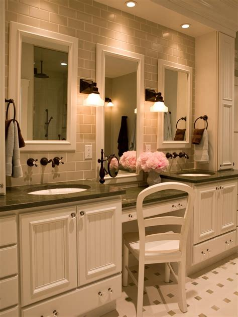 makeup vanity dressing table hgtv