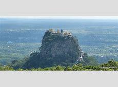 Mount Popa and Popa Taungkalat Monastery GoMyanmarcom