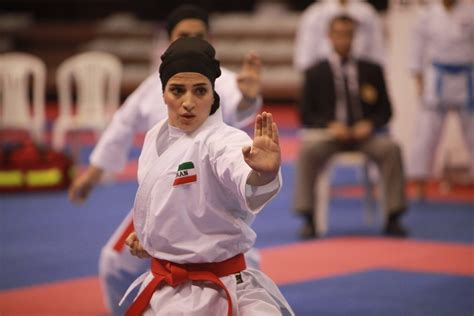world karate federation approves hijab competition