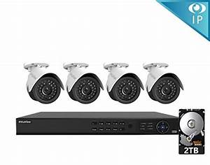 Laview 6 1080p Ip Camera Security System 8 Ch 1080p Ip Poe