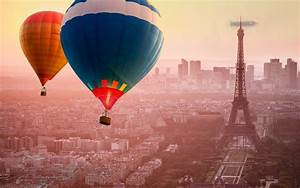 Paris, Hot, Air, Balloons, Wallpapers, Hd, Desktop, And, Mobile, Backgrounds