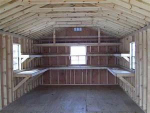 Easy Building Shed And Garage: Storage Sheds Construction Idea