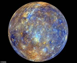Planet Mercury NASA - Pics about space