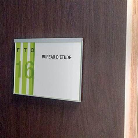 plaque de porte de bureau plaque de porte interieur pour pictogramme ou etiquette