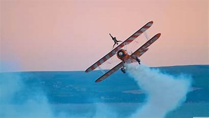 Aircraft Wallpapers 4k Stunts Airplane Aviation Desktop