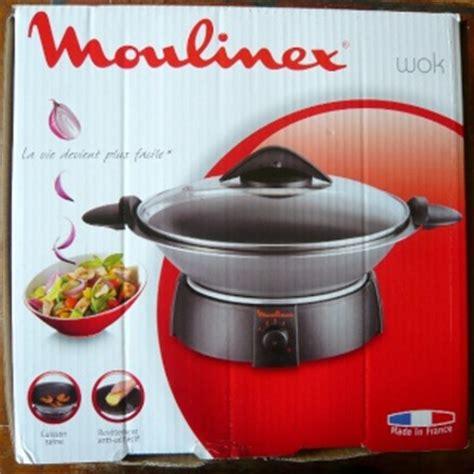 cuisine au wok electrique wok electrique moulinex ustensiles de cuisine