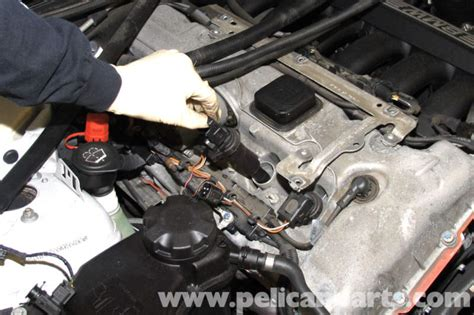 bmw  spark plug  coil replacement