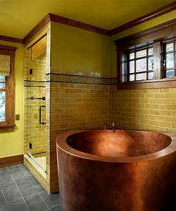 Get, Exciting, Bathroom, Ideas, In, Asian, Style, With, Small, Japanese, Soaking, Tubs, U2013, Homesfeed