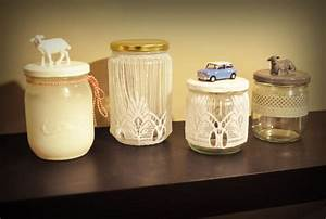 Pot En Verre Deco : deco avec bocaux teciverdi ~ Melissatoandfro.com Idées de Décoration