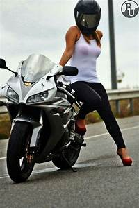 Girl & Honda CBR 600 RR | Girl & Motorcycle | Pinterest ...