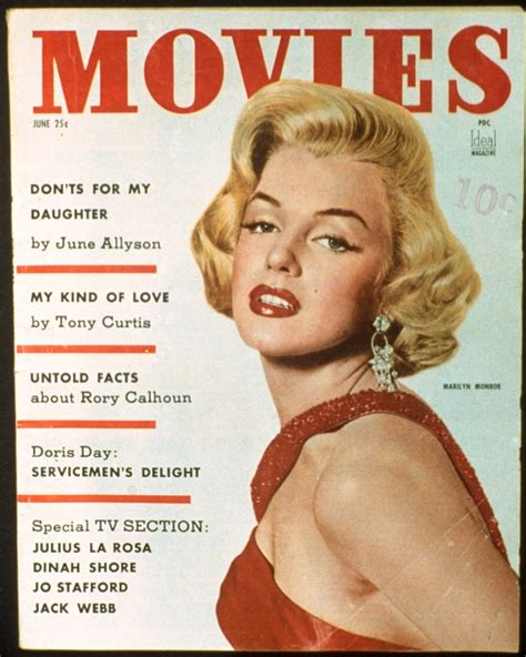 marilyn monroe first magazine cover dazzling divas marilyn monroe magazine covers
