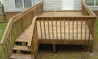 durability of wood deck railing ideas doherty house